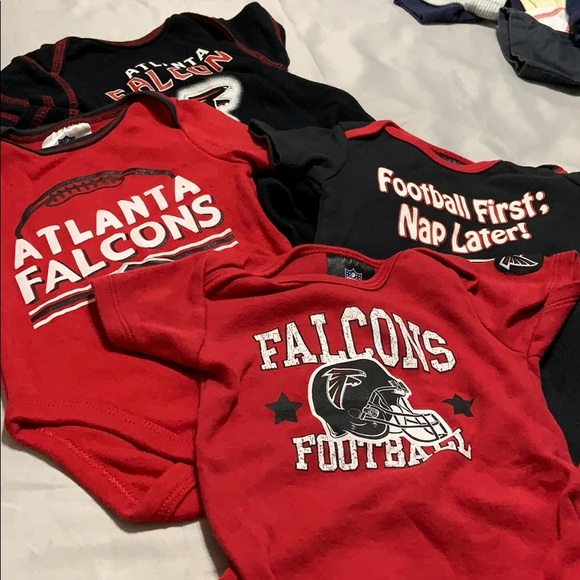Other - Baby falcons onesies